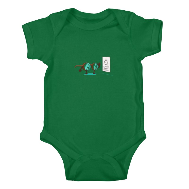 Casimiro Kids Baby Bodysuit by buyodesign's Artist Shop