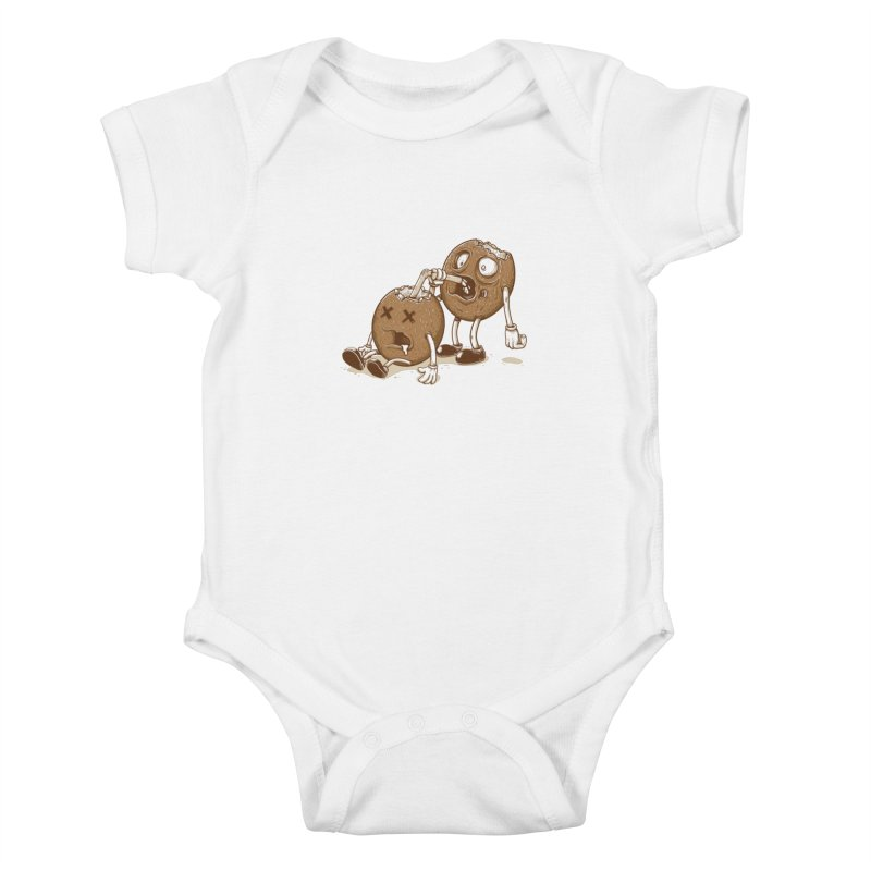 El coco Kids Baby Bodysuit by buyodesign's Artist Shop