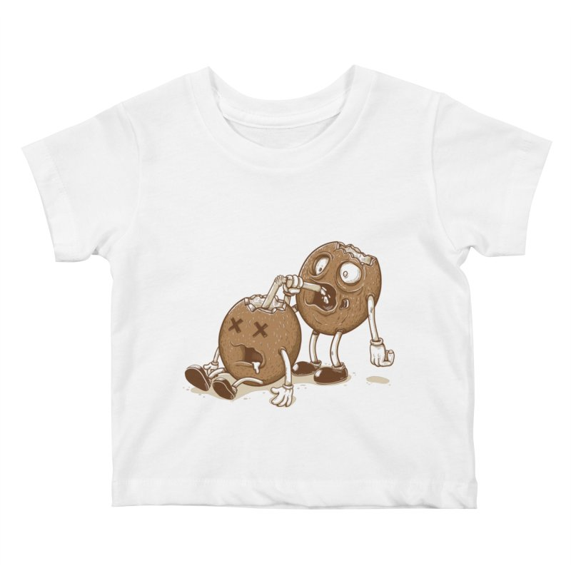 El coco Kids Baby T-Shirt by buyodesign's Artist Shop