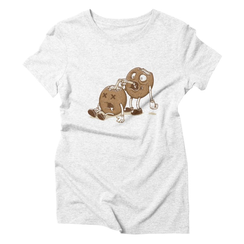El coco Women's Triblend T-shirt by buyodesign's Artist Shop