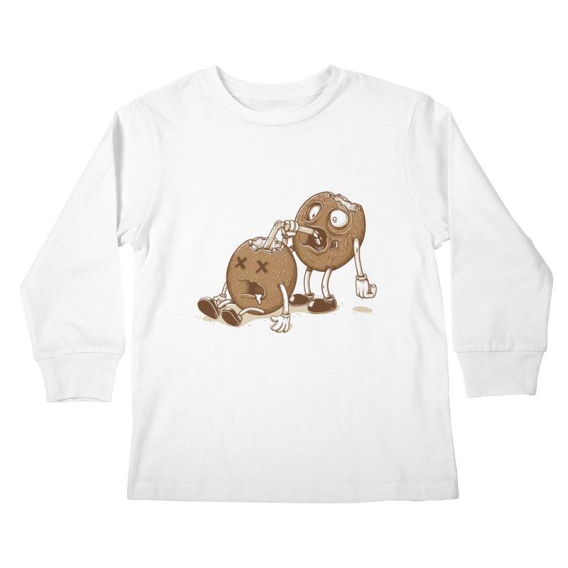 El coco Kids Longsleeve T-Shirt by buyodesign's Artist Shop