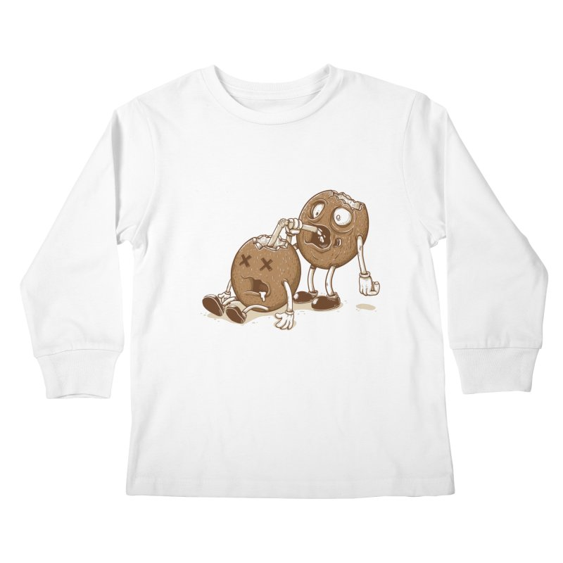 El coco Kids Longsleeve T-Shirt by buyodesign's Artist Shop