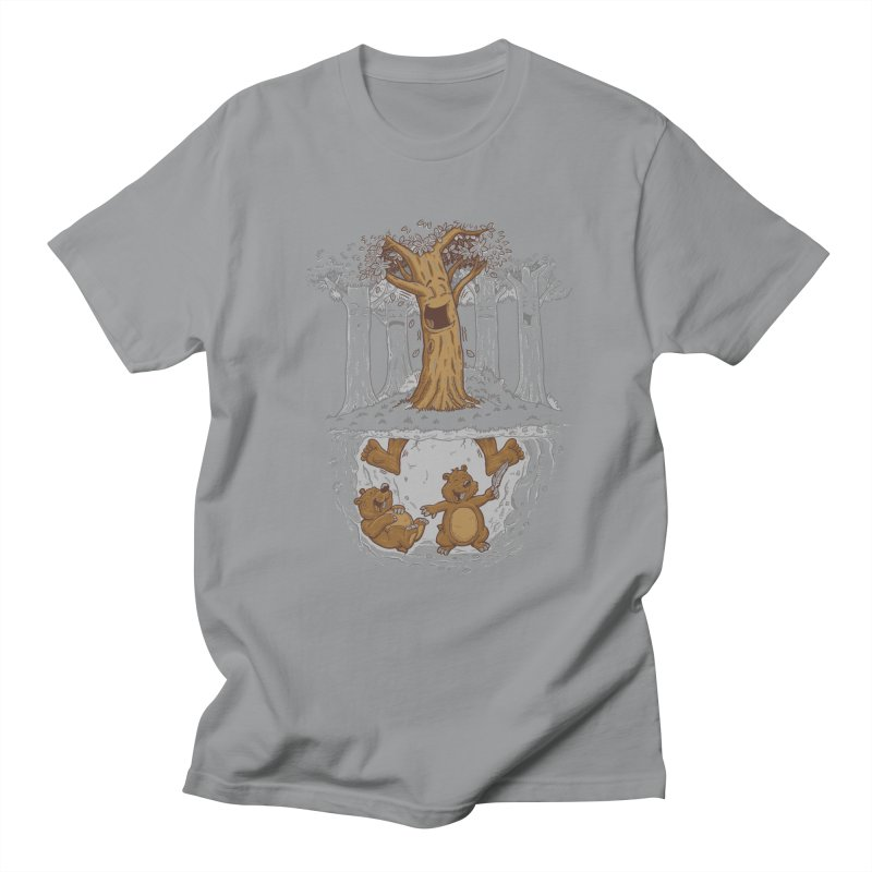 happy feet Men's Regular T-Shirt by buyodesign's Artist Shop