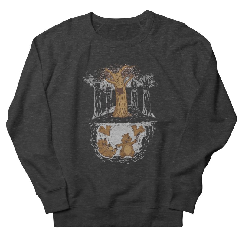 happy feet Men's French Terry Sweatshirt by buyodesign's Artist Shop
