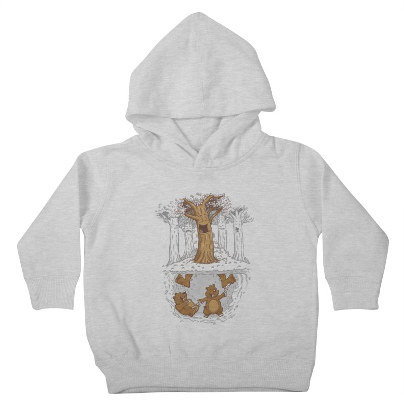 happy feet Kids Toddler Pullover Hoody by buyodesign's Artist Shop