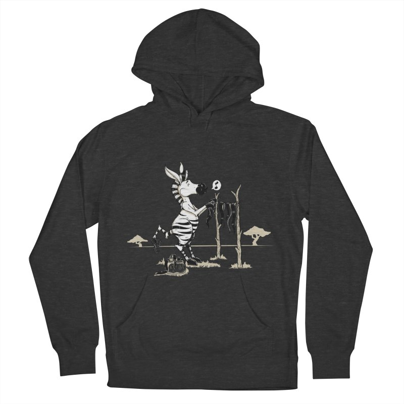 lavando rayas Women's Pullover Hoody by buyodesign's Artist Shop