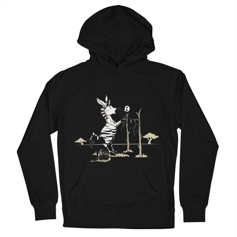 lavando rayas Men's French Terry Pullover Hoody by buyodesign's Artist Shop