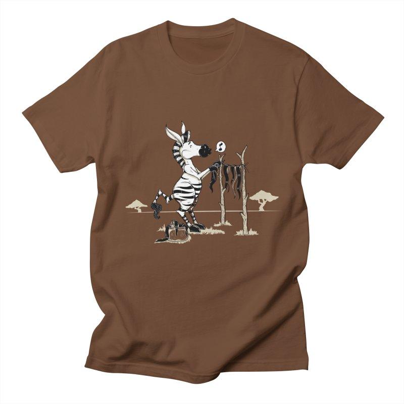 lavando rayas Men's T-shirt by buyodesign's Artist Shop