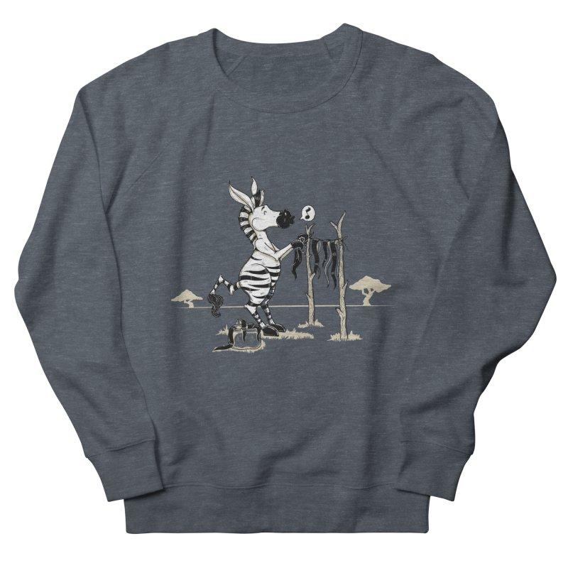 lavando rayas Men's French Terry Sweatshirt by buyodesign's Artist Shop