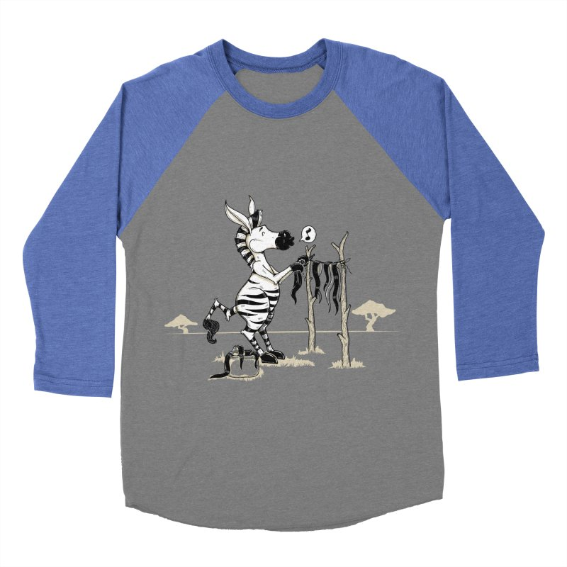 lavando rayas Women's Baseball Triblend Longsleeve T-Shirt by buyodesign's Artist Shop