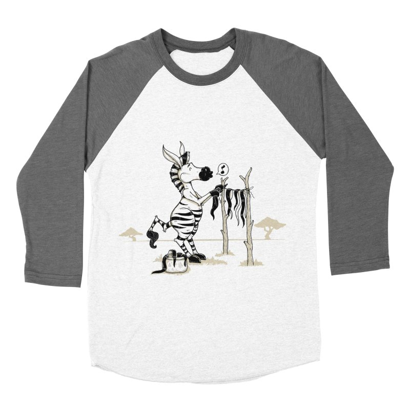 lavando rayas Men's Baseball Triblend Longsleeve T-Shirt by buyodesign's Artist Shop