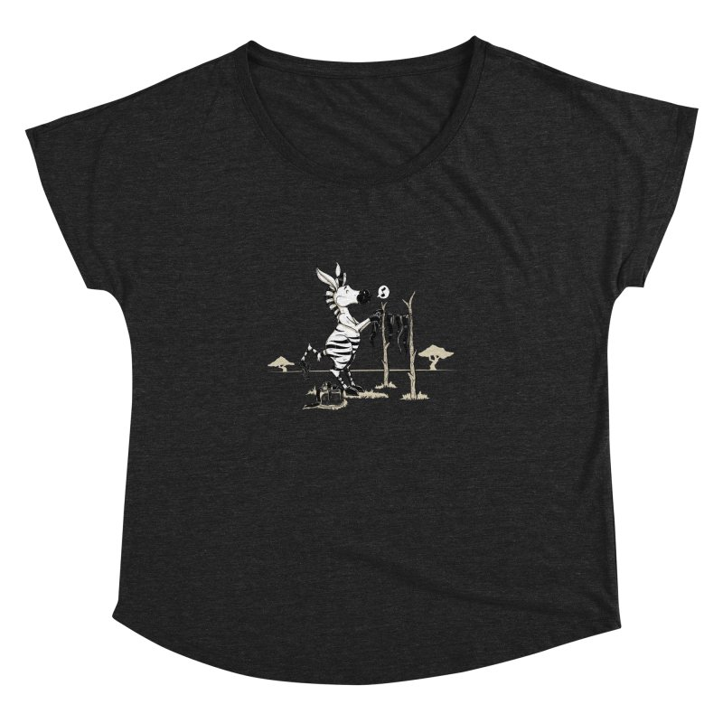 lavando rayas Women's Dolman Scoop Neck by buyodesign's Artist Shop