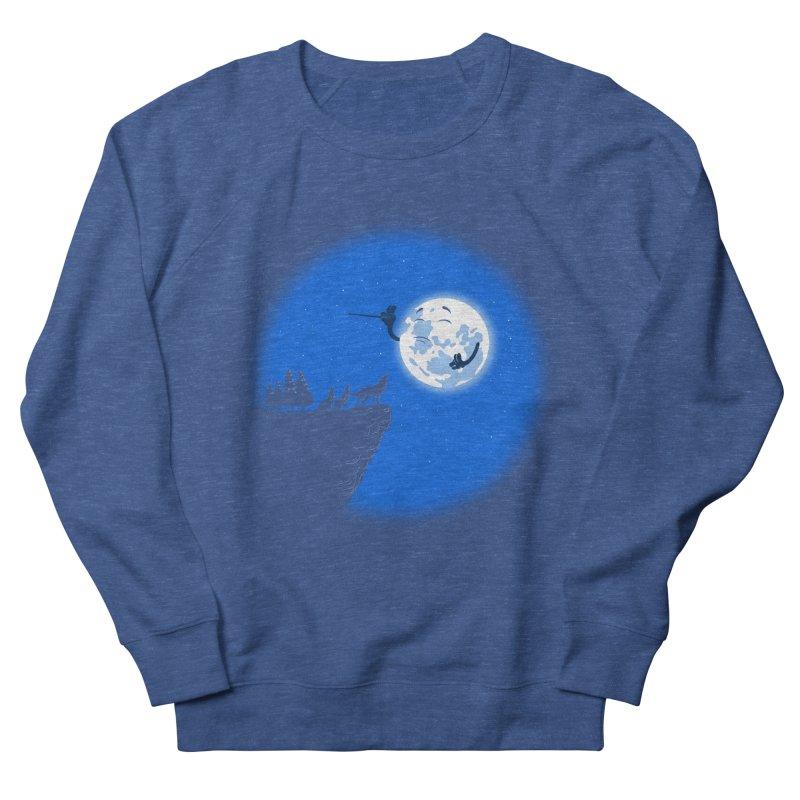 moon serenade Men's Sweatshirt by buyodesign's Artist Shop