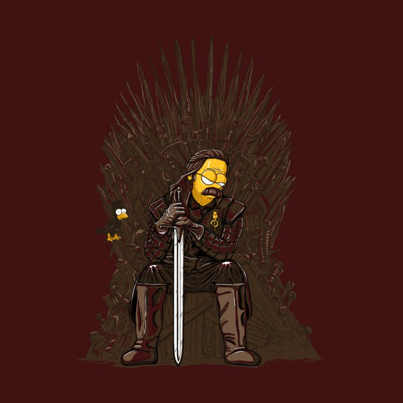Ned Men's T-Shirt by buyodesign's Artist Shop