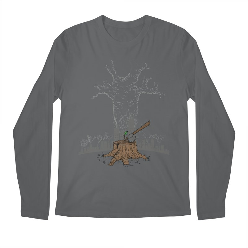 No pierdas la esperanza Men's Longsleeve T-Shirt by buyodesign's Artist Shop
