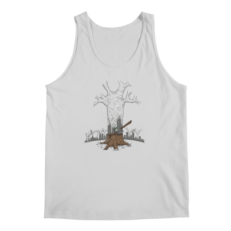 No pierdas la esperanza Men's Regular Tank by buyodesign's Artist Shop