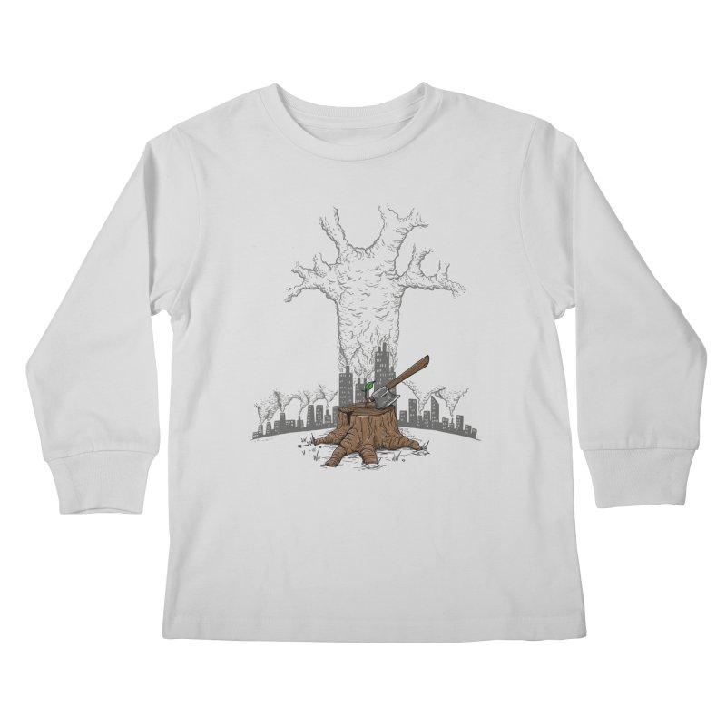 No pierdas la esperanza Kids Longsleeve T-Shirt by buyodesign's Artist Shop