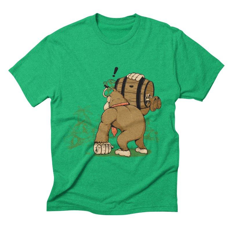 y ahora quien podra defenderme Men's Triblend T-shirt by buyodesign's Artist Shop
