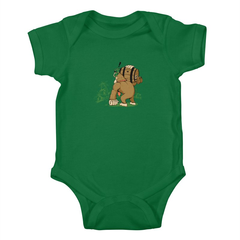 y ahora quien podra defenderme Kids Baby Bodysuit by buyodesign's Artist Shop