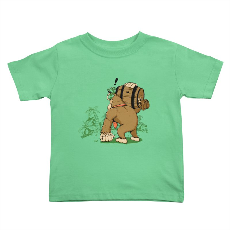 y ahora quien podra defenderme Kids Toddler T-Shirt by buyodesign's Artist Shop