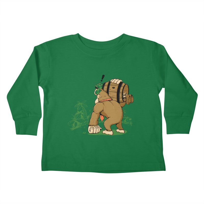 y ahora quien podra defenderme Kids Toddler Longsleeve T-Shirt by buyodesign's Artist Shop