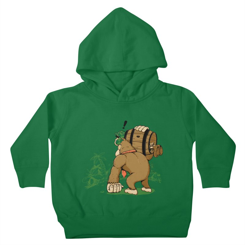 y ahora quien podra defenderme Kids Toddler Pullover Hoody by buyodesign's Artist Shop