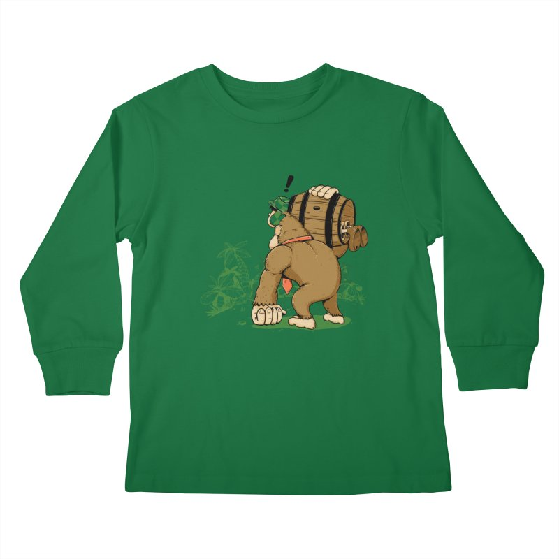 y ahora quien podra defenderme Kids Longsleeve T-Shirt by buyodesign's Artist Shop