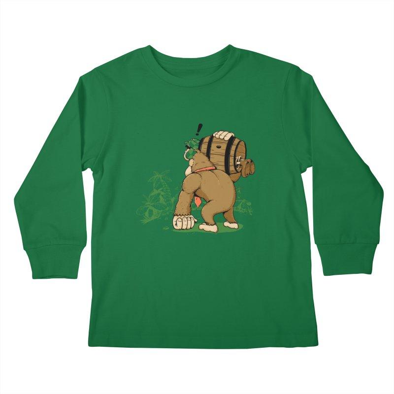 y ahora quien podra defenderme Kids Longsleeve T-Shirt by buyodesign's Artist Shop