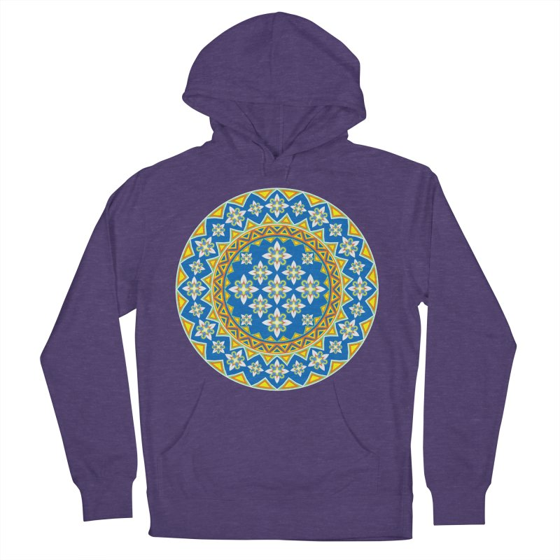 Space Flower Array Women's Pullover Hoody by Universe Deep Inside