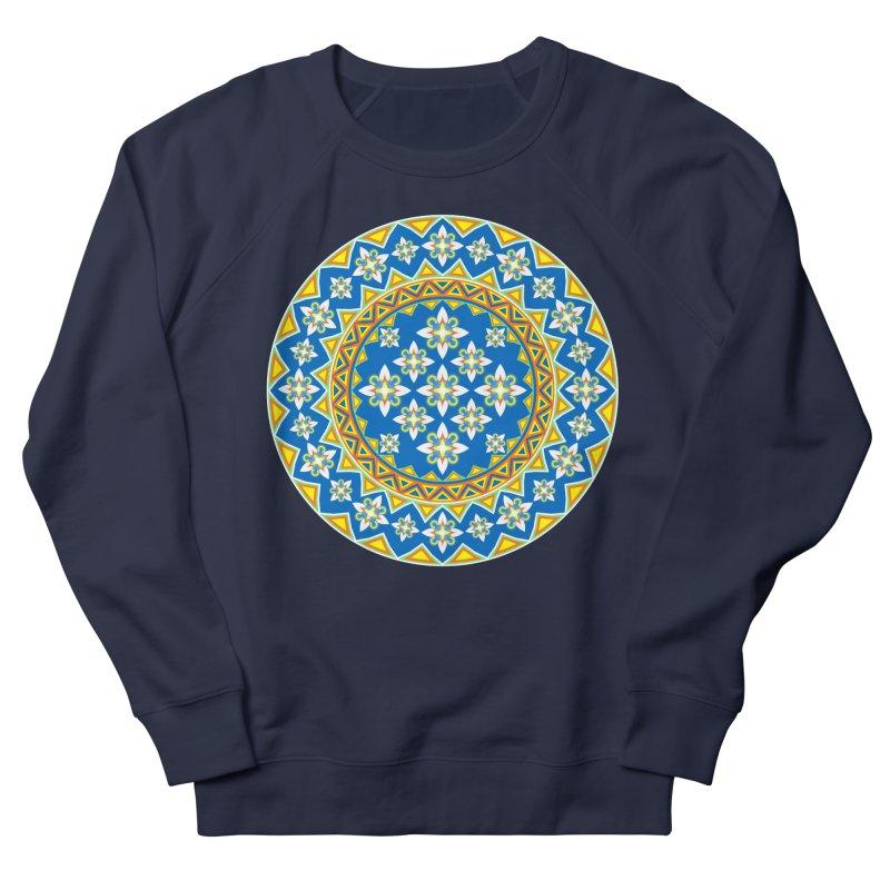 Space Flower Array Women's Sweatshirt by Universe Deep Inside