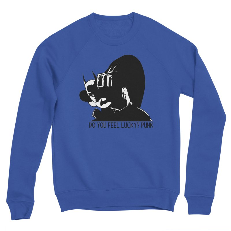 Batman - Do You Feel Lucky Punk? First Hit Women's Sweatshirt by Bware Clothing's Shop