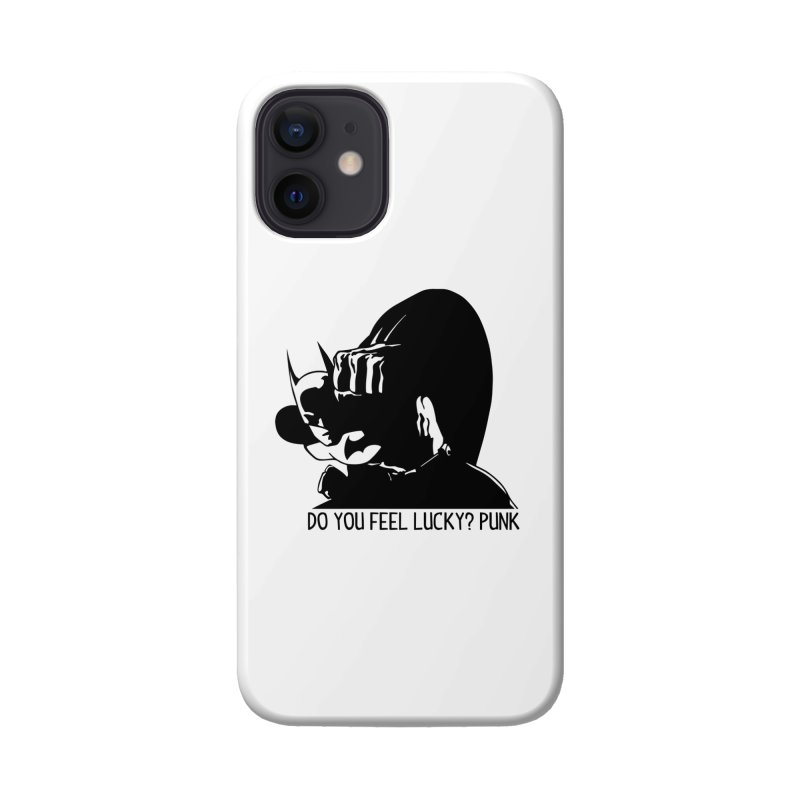 Batman - Do You Feel Lucky Punk? First Hit Accessories Phone Case by Bware Clothing's Shop