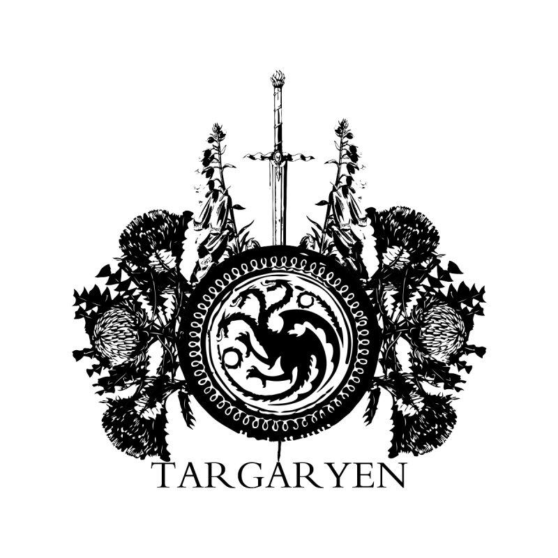 House Targaryen Kids Baby Longsleeve Bodysuit by Bware Clothing's Shop