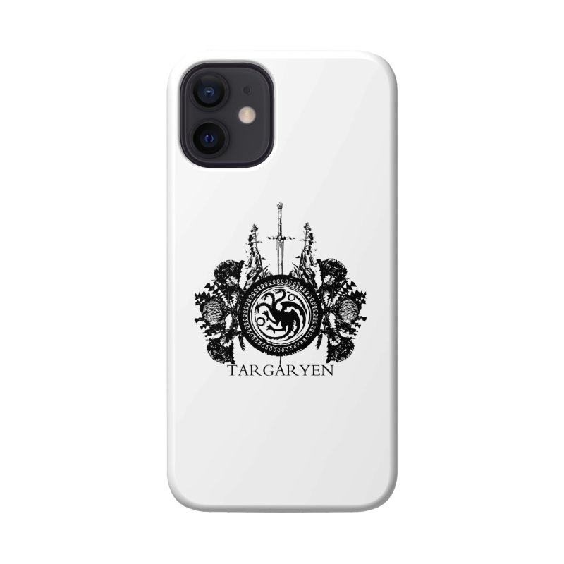 House Targaryen Accessories Phone Case by Bware Clothing's Shop