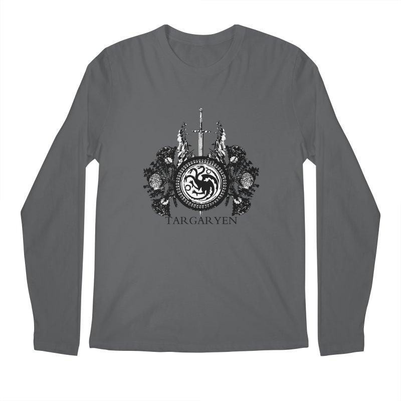 House Targaryen Men's Longsleeve T-Shirt by Bware Clothing's Shop