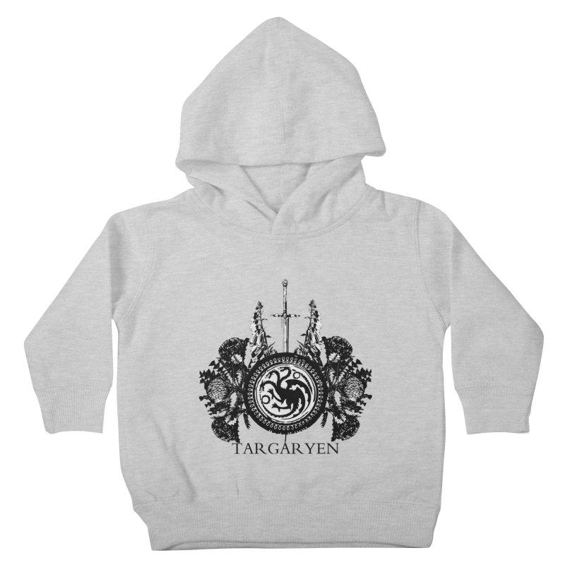 House Targaryen Kids Toddler Pullover Hoody by Bware Clothing's Shop