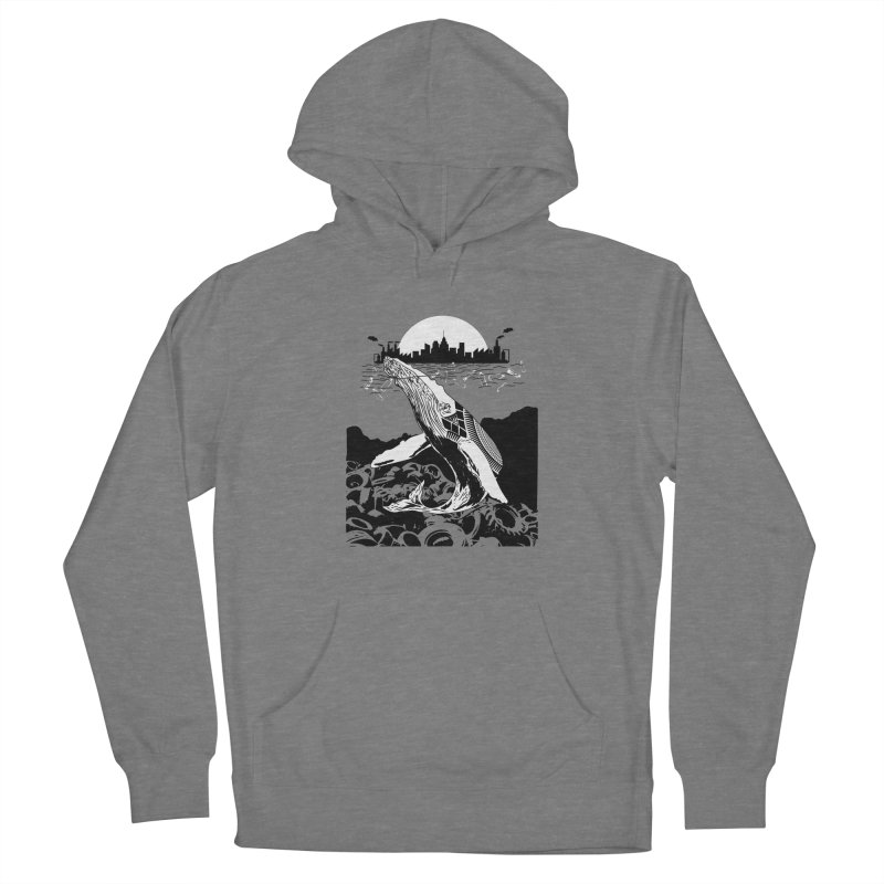 Too Much Pollution Women's Pullover Hoody by Bware Clothing's Shop
