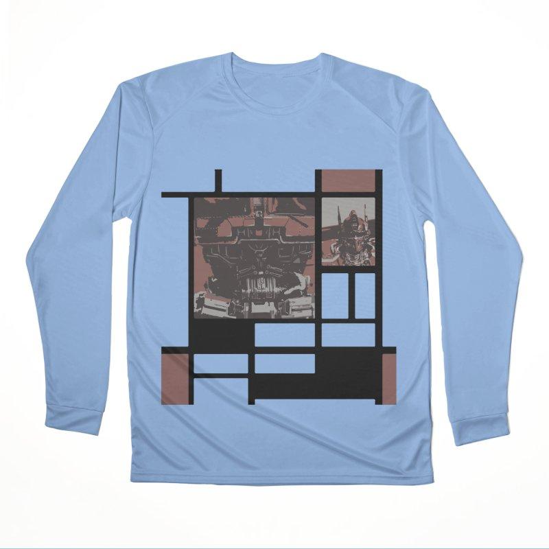 Mod Optimus Prime Men's Longsleeve T-Shirt by Bware Clothing's Shop