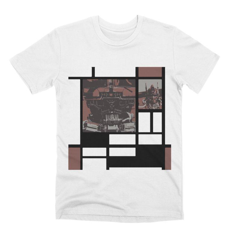 Mod Optimus Prime Men's T-Shirt by Bware Clothing's Shop