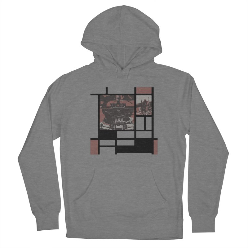 Mod Optimus Prime Women's Pullover Hoody by Bware Clothing's Shop