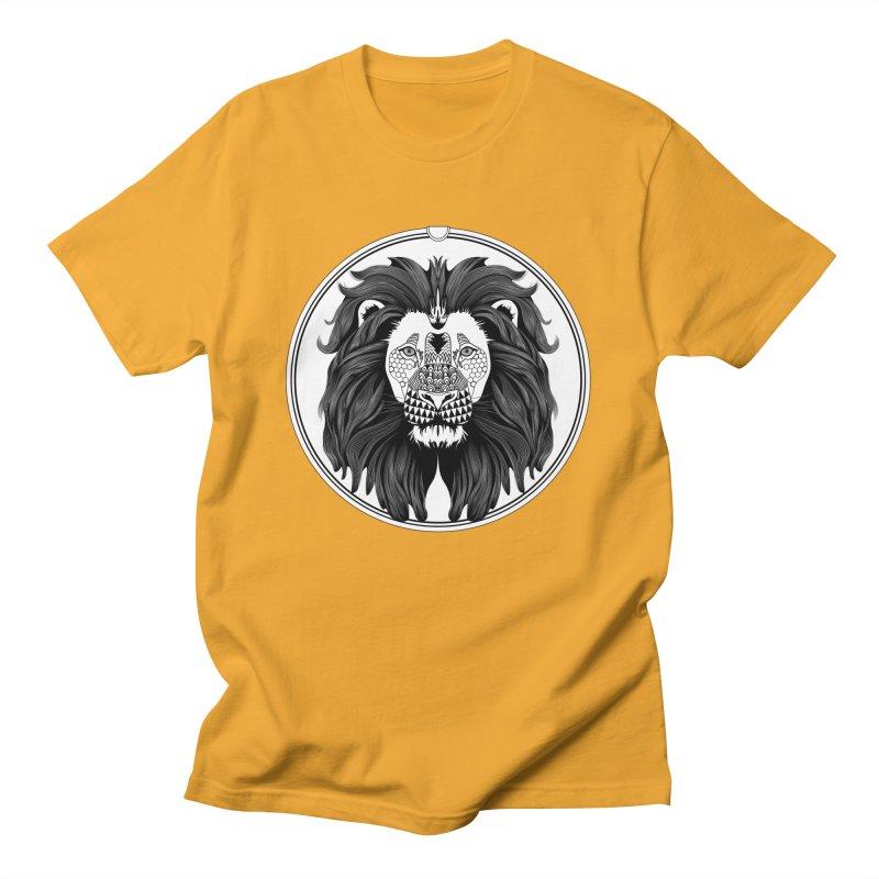 Aslan Men's T-Shirt by Bware Clothing's Shop