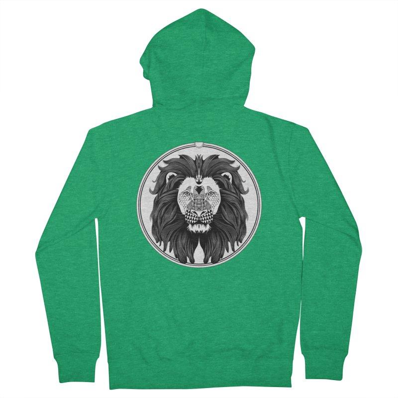 Aslan Men's Zip-Up Hoody by Bware Clothing's Shop