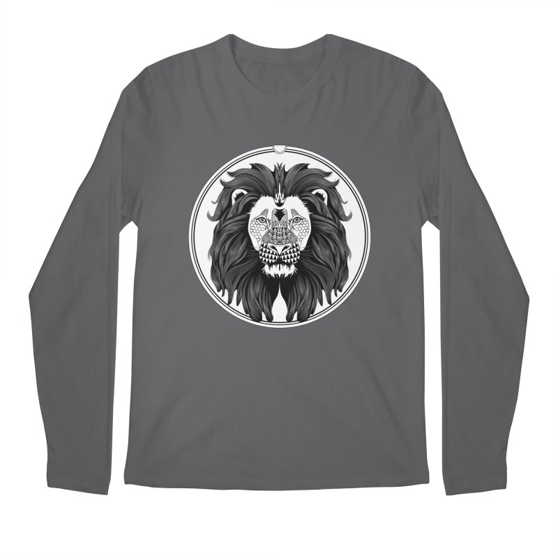 Aslan Men's Longsleeve T-Shirt by Bware Clothing's Shop