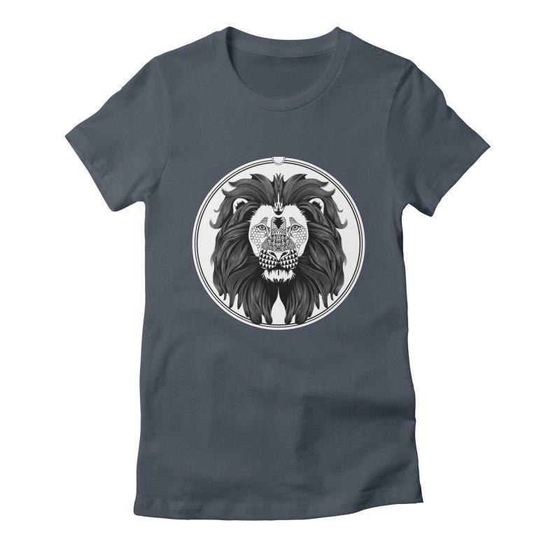 Aslan Women's T-Shirt by Bware Clothing's Shop