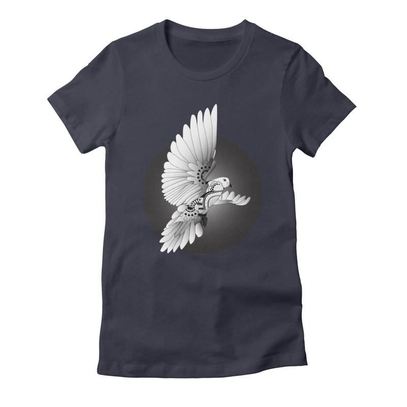 Dove Women's T-Shirt by Bware Clothing's Shop