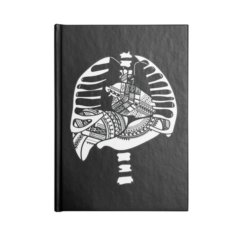 Internal Anatomy Accessories Notebook by Bware Clothing's Shop