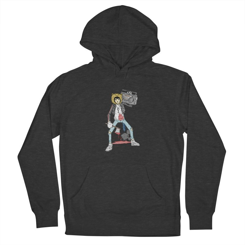 furry killing furry Women's French Terry Pullover Hoody by bybred's Artist Shop