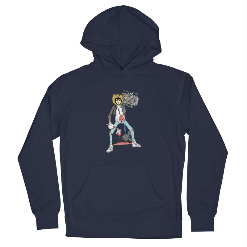 furry killing furry Women's Pullover Hoody by bybred's Artist Shop