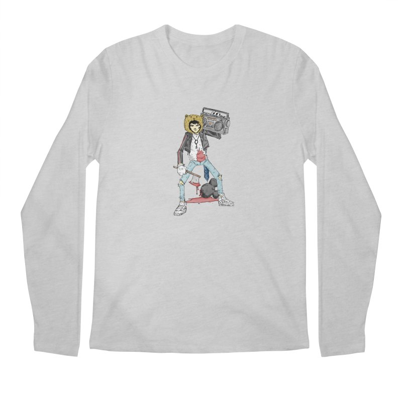 furry killing furry Men's Longsleeve T-Shirt by bybred's Artist Shop