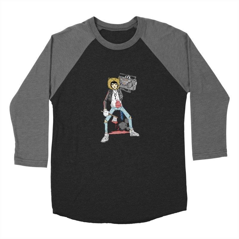 furry killing furry Women's Baseball Triblend T-Shirt by bybred's Artist Shop